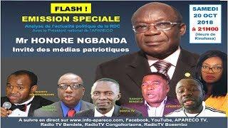 Download [EN DIRECT] HONORE NGBANDA, INVITE SPECIAL DES MEDIAS PATRIOTIQUES -ANALYSE DE L'ACTUALITE DE LA RDC Video