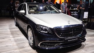 Download 2019 Mercedes S Class S650 Maybach V12 - NEW Full Review LONG + Interior Exterior Infotainment Video