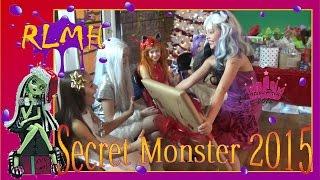 Download Real Live Monster High | Secret Monster 2015 - Creative Princess Video
