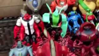 Download Ben 10 toy collection by webby Video