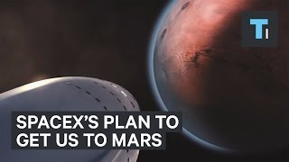 Download SpaceX's Amazing Plan To Get Us To Mars Video