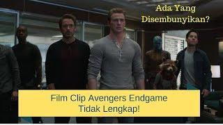 Download Penjelasan Lengkap Film Clip Avengers Endgame Versi Cinemacon 2019 Video
