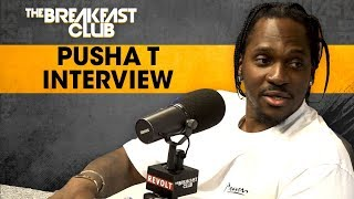 Download Pusha T Talks Daytona And The Mind Of Kanye West, Lil Wayne, Drake + More Video