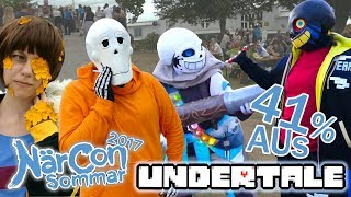 Download Undertale Cosplays (NärCon 2017) Video