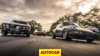 Download Restomods | Alfaholics GTA-R 290, JIA Jensen Interceptor R, Tuthill Porsche 911 | Autocar Video