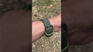 Download SRP777 on green stingray strap Video