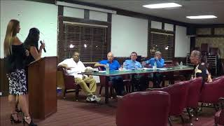 Download 8/30/18 International Village Board of Directors special meeting Pt 3 Video