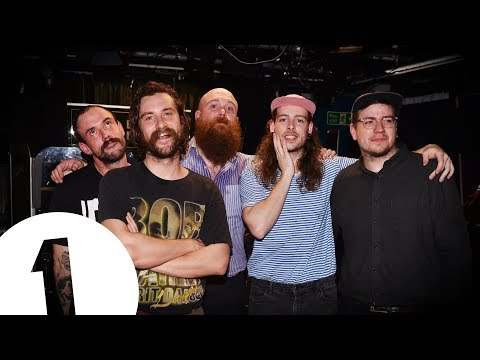 Idles - The Streets Mashup in the Live Lounge