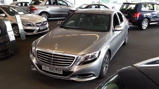 Download Mercedes-Benz S Class 2014 In depth Review Interior Exterior Video