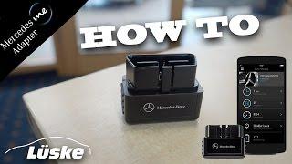 Download Der Mercedes me Adapter I Infos I Voraussetzungen I Installation I Video