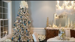 Download How to Create a Beautiful Winter Wonderland Christmas Tree with Lisa Robertson (Full Length) Video