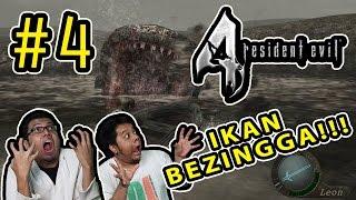 Download KAPOK LAWAN IKAN BUDUKAN INI! - Resident Evil 4 (4) Video