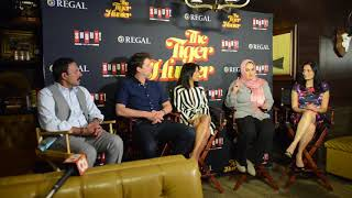 Download The Tiger Hunter cast's impressions of Knoxville Video