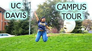 Download UC DAVIS CAMPUS TOUR Video
