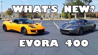 Download 5 Great Upgrades With The New 2017 Lotus Evora 400 Video