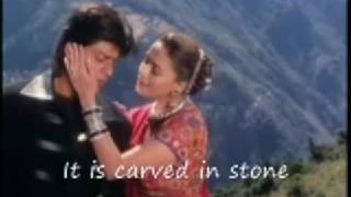 Download Koyla- Dekha tujhe (eng. Sub.) Video
