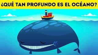 Download ¿Qué Tan Profundo Es El Océano En Realidad? Video