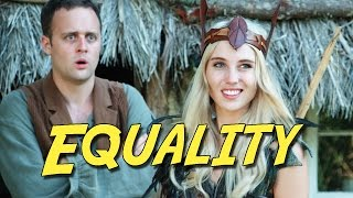 Download Equality - Epic NPC Man (video game logic) | Viva La Dirt League (VLDL) Video