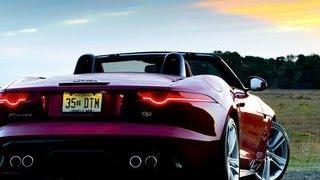 Download Car Tech - 2014 Jaguar F-Type V8 S Video