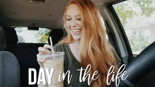 Download DAY IN THE LIFE   Dollar Tree + Thrift Shopping, Cleaning, Organizing, Life Updates! Video