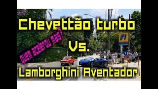Download Chevette Turbo jogou de lado e andou mais que Lamborghini na Avenida Europa Video