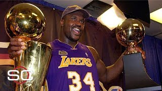 Download Shaq dominated the NBA as one of the baddest big men in history   SportsCenter Video