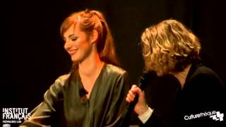 Download Q&A with Louise Bourgoin (The Extraordinary Adventures of Adèle Blanc-Sec) Video