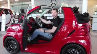 Download Smart brabus cabrio Video