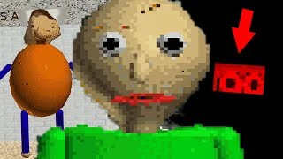 Download THE STORY BEHIND BALDI REVEALED + EASTER EGG! | Baldi's Basics in Education and Learning Video