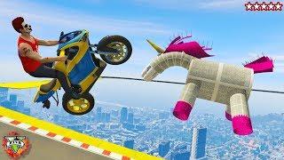 Download GTA 5 EPIC HARDCORE PARKOUR - GTA 5 Online Gameplay - GTA 5 Online w/ The Crew Video