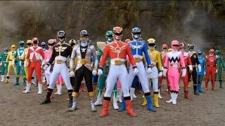 Download Encontro de todos os Rangers - Power Rangers - HD Video