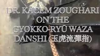 Download Ninjutsu Dr. Kacem Zoughari - Gyokko Ryû Danshi 玉虎流 彈指 Video