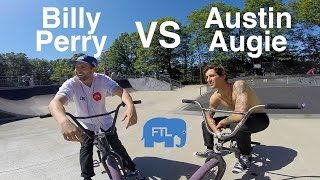 Download Billy Perry VS Austin Augie Game of Bike Video