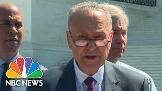Download Democratic Senators React To Brett Kavanaugh Nomination | NBC News Video