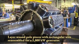 Download Motor Rewinding and Re-manufacturing at KOFFLER Video