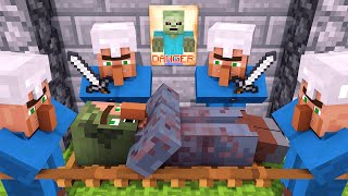 Download Zombie vs Villager Life 2 - Alien Being Minecraft Animation Video