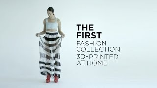 Download 3D Printing Fashion: How I 3D-Printed Clothes at Home Video