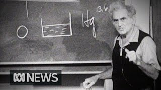 Download Why Is It So? Faith in physics (1964) | RetroFocus Video