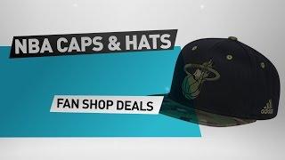 Download NBA Caps & Hats Fan Shop DEALS Video