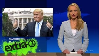 Download extra 3 Extra: Donald Trump – der nächste US-Präsident? | extra 3 | NDR Video