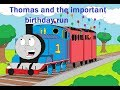 Download TTTE Short 27: Thomas and the important birthday run Video