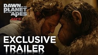 Download Dawn of the Planet of the Apes | Official Trailer [HD] | 20th Century FOX Video