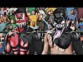 Download WWE 2K18: Prince Devitt (Finn Balor) Epic Carnage & Venom Paint Mods feat. More Versions! (PC) Video