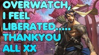 Download Overwatch: First Game...I Feel So Liberated!! Thankyou All Video