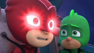Download PJ Masks Full Episodes 1 & 2 - Blame it on the Train, Owlette / Catboy's Cloudy Crisis Video