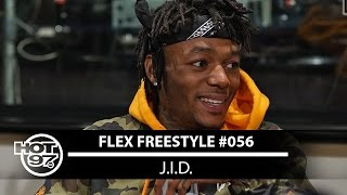 Download J.I.D. FREESTYLES ON FLEX | #FREESTYLE056 Video