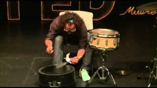 Download Rhythmist: Scott Pellegrom at TEDxMuskegon Video