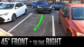 Download How To Park at 45 degrees To The Right Video
