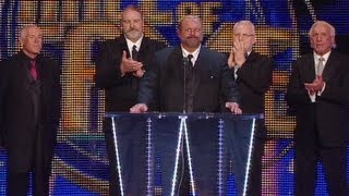 Download The Four Horsemen enter WWE's Hall of Fame - April 2, 2012 Video