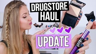 Download Fall DRUGSTORE HAUL Update || What Worked & What DIDN'T Video